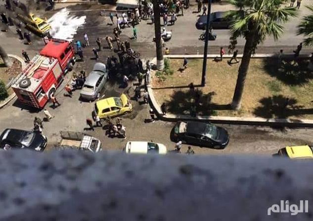 صواريخ المعارضة السورية تقتل 6 في اللاذقية