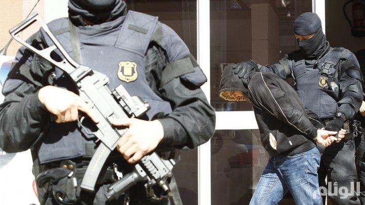 اعتقال «14» شخصا في إسبانيا والمغرب يشتبه بتجنيدهم مقاتلين لـداعش