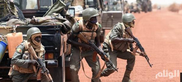 القوات المالية تنهي عملية احتجاز الرهائن بفندق في مدينة سيفاري