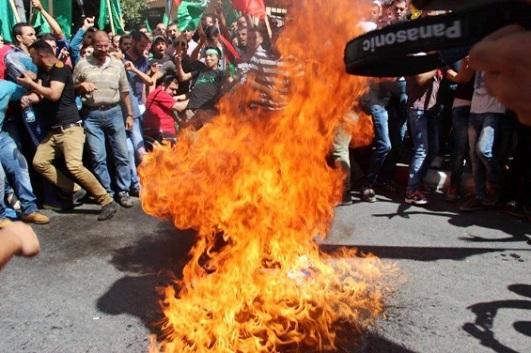 عشرات الإصابات والاعتقالات في انتفاضة القدس