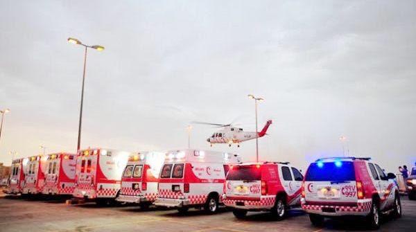 وفاة ومصرع 5 بحادثين منفصلين بنفود النبقية بالقصيم