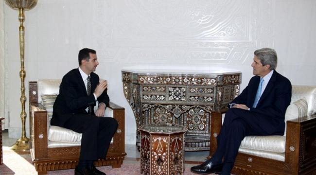 لماذا تغير الموقف الأمريكي من الأسد؟