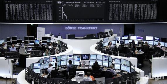 أسهم أوروبا ترتفع بعد إشارات من ترامب بشأن التجارة