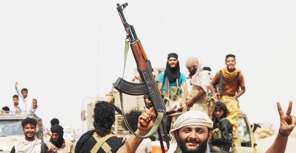 اليمن :مقتل حوثيين بكمين للقوات اليمنية في تعز