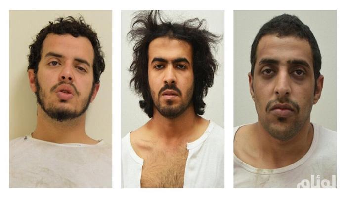 أربع عمليات مداهمة تضرب أوكار الإرهابيين بالرياض والدمام