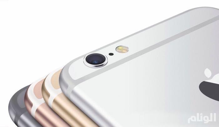 أبل تطلق آيفون S6 بأربعة ألوان