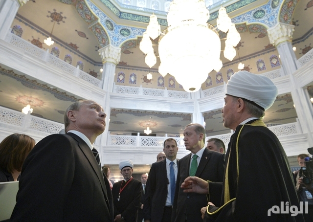 اردوغان يحذر روسيا من «خسارة» صداقة تركيا