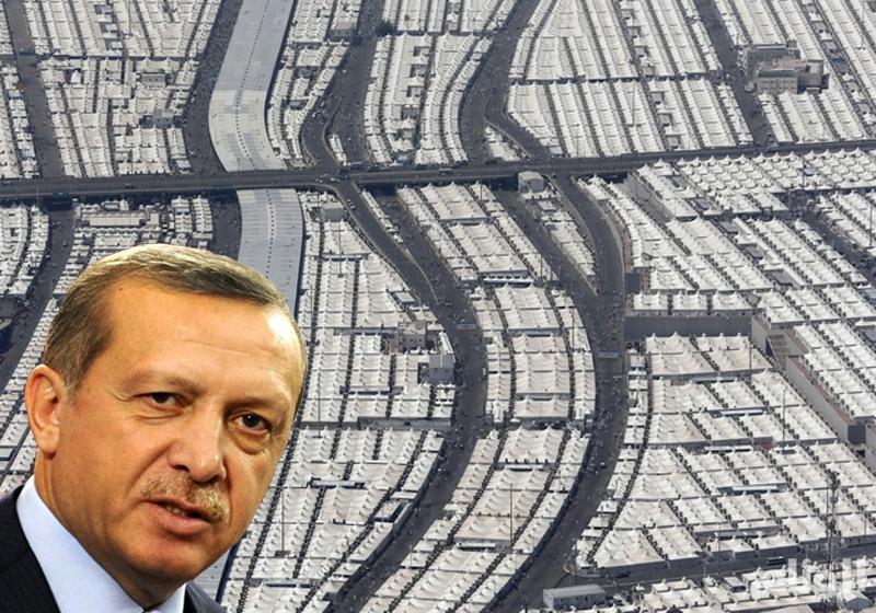 """أردوغان يدافع عن المملكة ويرفض تحميلها مسؤولية """"تدافع منى"""""""