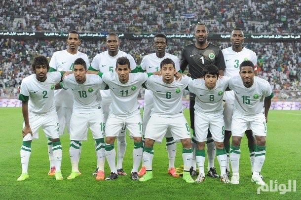 تثبيت إقامة مباراة #السعودية مع #فلسطين في رام الله