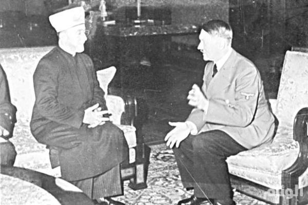 """نتنياهو: """"مفتي القدس"""" أقنع هتلر بحرق اليهود"""