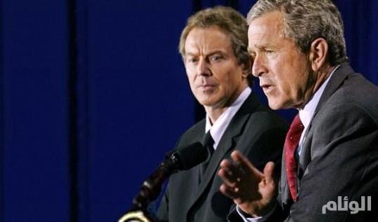 بلير يعترف: الاعتذار عن إزالة نظام صدام حسين صعب