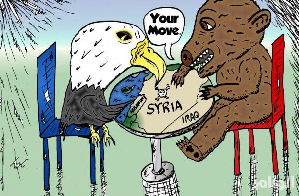 روسيا ستقع في الفخ السوري.. وأمريكا أفسدت الشرق الأوسط