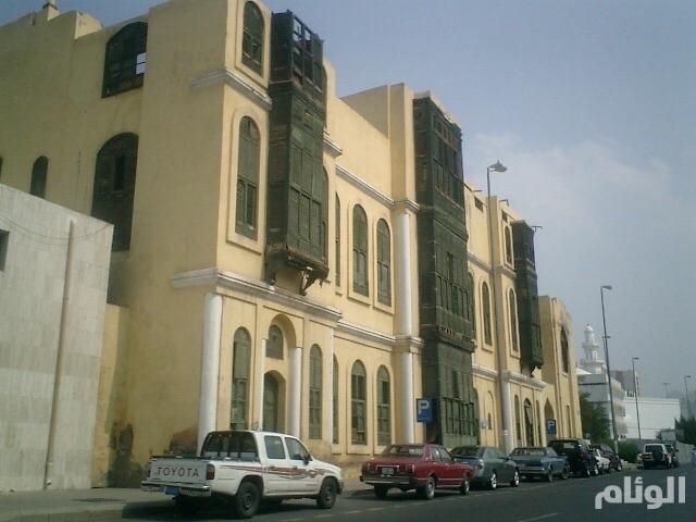 سياحة العاصمة المقدسة تتسلم قصر الملك سعود الأثري