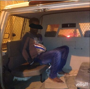 القبض على مروج حشيش بمحافظة الدرب