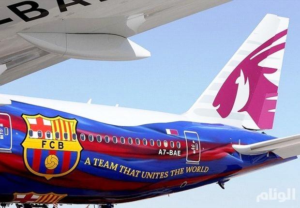 رعاية قطر لـبرشلونة الإسباني في مهب الريح