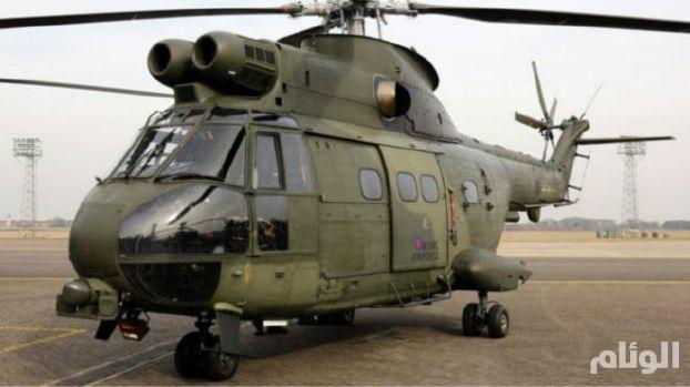 أفغانستان: مقتل 5 أشخاص بتحطم طائرة هليكوبتر عسكرية بريطانية