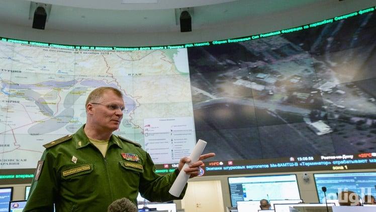 روسيا: إقامة منطقة «عدم تصعيد» جديدة شمالي حمص السورية