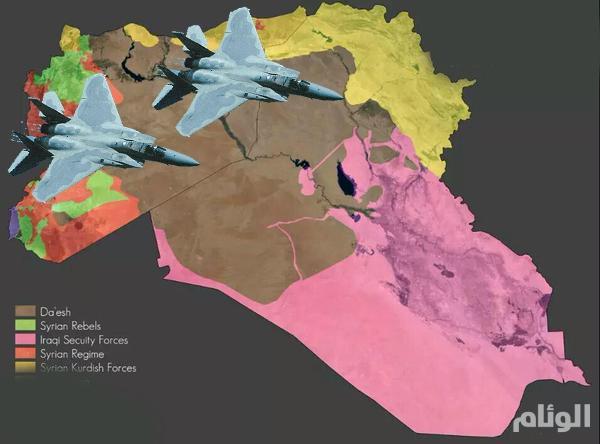 العراق سيطلب من روسيا ضرب داعش