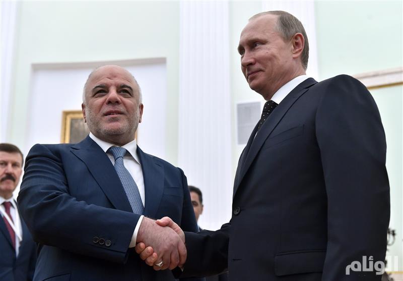 العبادي: البعض يتحفظ على التعاون مع روسيا وكأن أوباما أحد أقاربهم