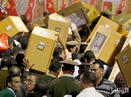 """هيمنة لـ """"الحزب الحاكم"""" في مصر على البرلمان"""