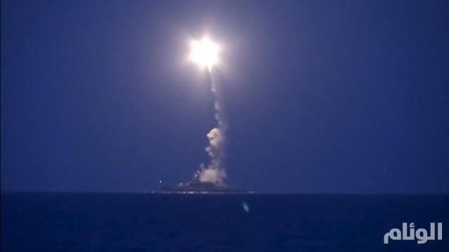 """سقوط صواريخ روسية على """"إيران"""" كانت متجهة إلى سوريا"""