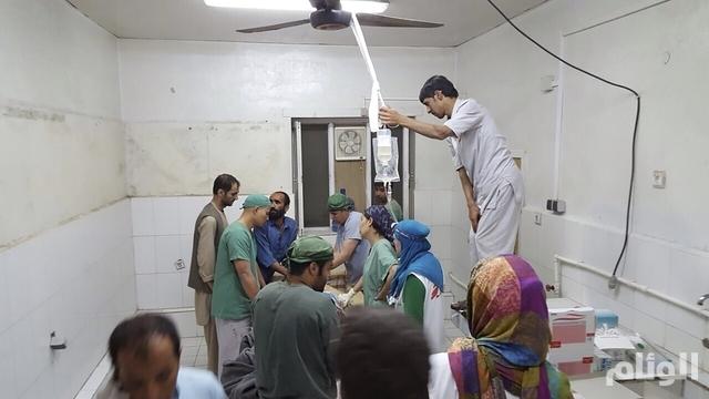أمريكا: الغارة على مستشفى قندوز نفذت بطلب أفغاني
