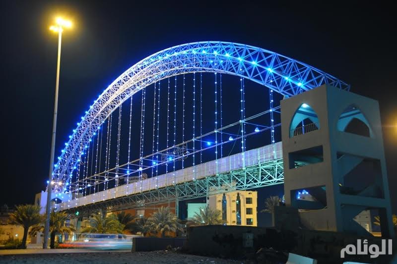 خمسة ملايين ريال لإنشاء جسر مشاه معلق بشرائع مكة