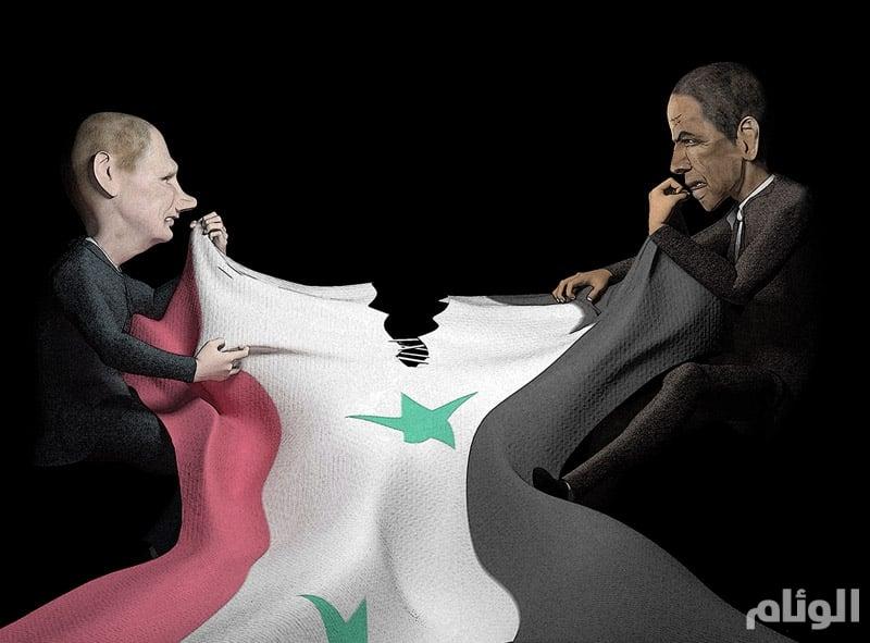 أمريكا : لن نتعاون مع روسيا لابقاء الأسد