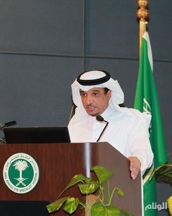 تخصصي الملك خالد للعيون يحقق المركز الأول على مستوى العالم العربي