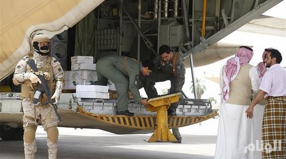 طائرة إغاثية ثالثة من مركز الملك سلمان تصل محافظة سقطرى اليمنية