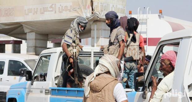 مقتل متمردين في كمين للمقاومة بمحافظة الضالع اليمنية