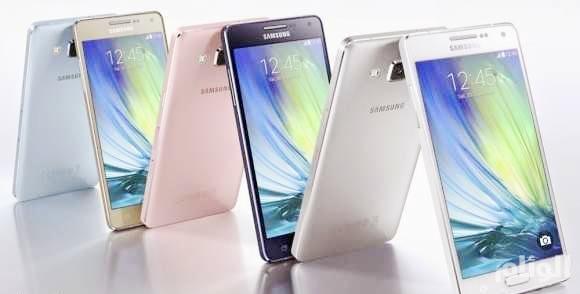 هواتف سامسونج الذكية تتصدر المبيعات في الأسواق الصاعدة