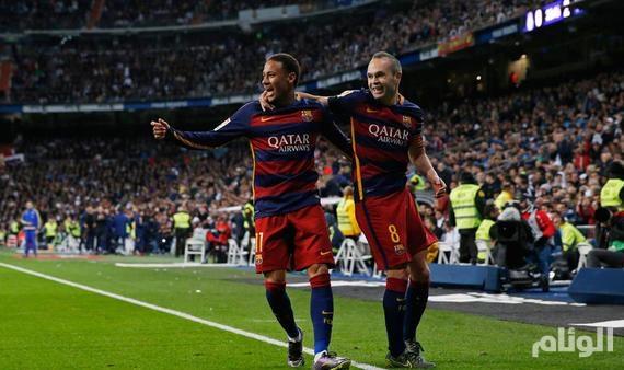 «5» استنتاجات بعد الفوز الكاسح لبرشلونة على ريال مدريد