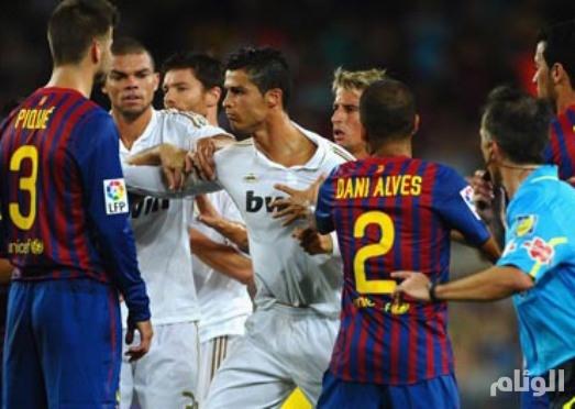 ريال مدريد وبرشلونة في أقوى المواجهات على الساحة الكروية العالمية