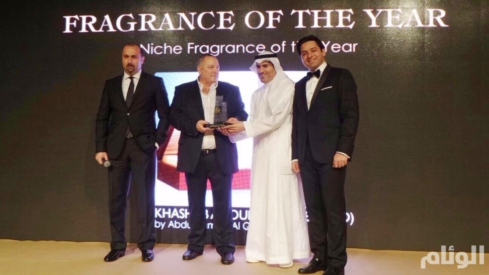 «عبد الصمد القرشي» تكتسح التنافسية العطرية بأربع جوائز أوسكار