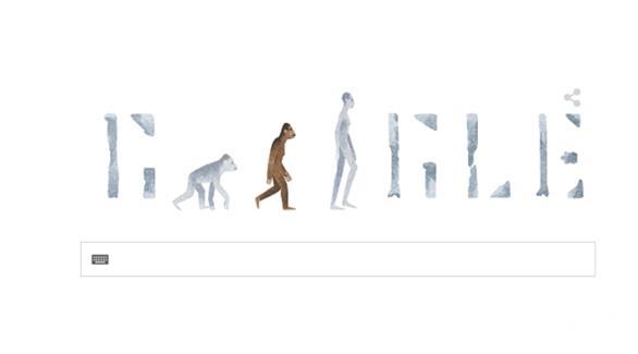 «غوغل» تحتفل بالذكرى 41 لاكتشاف القردة لوسي