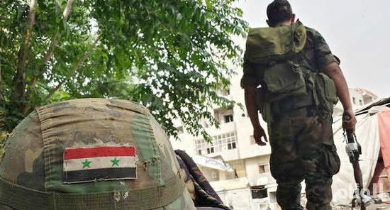 27 قتيلاً من قوات النظامالسوري بهجمات لتنظيم داعش
