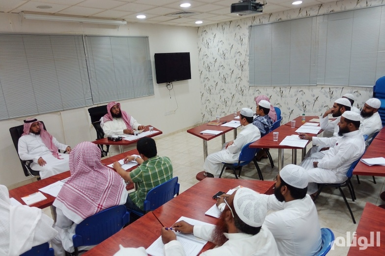 دورة علمية لربط الدعاة بالعلم الشرعي في الرياض