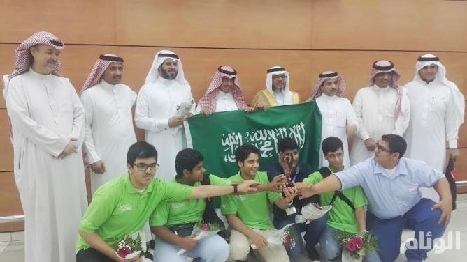 «طلاب جدّة» الأوّل عربيًّا بأفضل اختراع