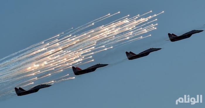 روسيا تقصف «277» هدفاً في سوريا