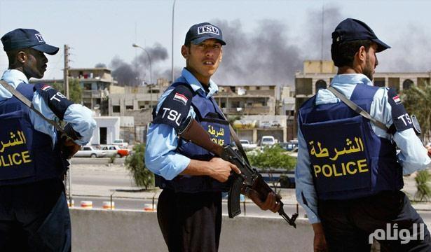 الأمن العراقي يقتل انتحارياً كان ينوي تفجير مسجد