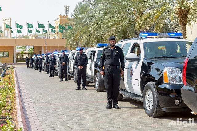 بالصور..إطلاق الهوية الجديدة للدوريات الأمنية بالقصيم