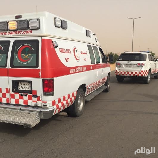 الهلال الأحمر بالرياض يباشر 24922 حالة خلال شهرين