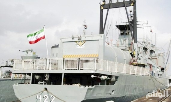 سفينة اليورانيوم منخفض التخصيب تغادر إيران إلى روسيا