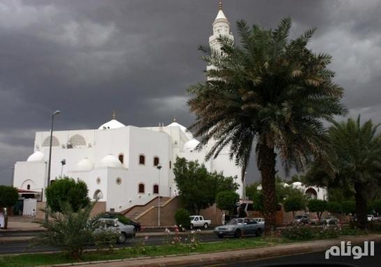 الأرصاد: فرص مهيأة لهطول أمطار في تبوك وحائل والقصيم والشمالية