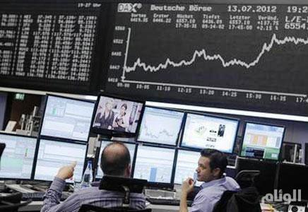 ملف شامل عن سوق تداول الأسهم على الإنترنت