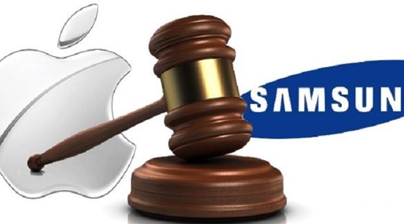 سامسونغ ستدفع «548» مليون دولار لشركة آبل