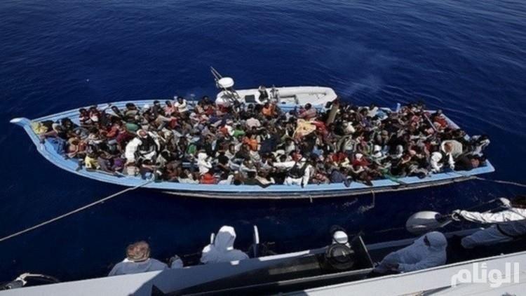 السلطات الإيطالية تنقذ «2300» مهاجراً قبالة ليبيا
