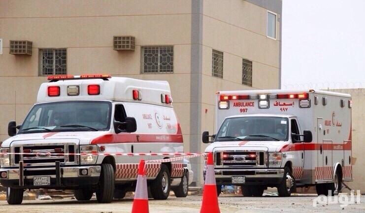 وفاة طالب وإصابة «8» آخرين جراء حادث مروري في الليث