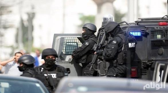 الأمن التونسي يضبط متفجرات في جامع بحي الانطلاقة إثر مقتل عنصر إرهابي